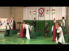Március 15. Ünnepség a Deák Ferenc Általános Iskolában - Sajóbábony, 2015. 03.13. - YouTube
