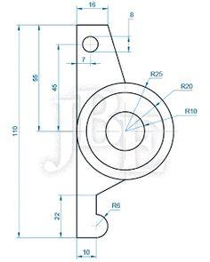 Mechanical drawing my husbands grandfather was an engineer we autocad para todos 100 prctico ejercicios bsicos desarrollados de autocad 3d sketchtechnical drawingsmechanical malvernweather Image collections