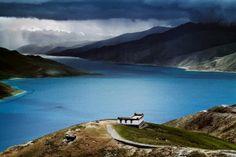 Tibetan Holy Lake