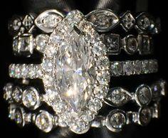 Rings That Bling @cobymadisonjewelry 15710 Whittwood lane #whittier #CA  your local #whittierjewelry #uptownwhittier #shopwhittier #ringoftheday #rotd #bling #bridaljewelry #theknotrings #engage15 #engagementring #stackablerings #diamondrings #oc #rings #haciendaheights  #weddingring #friendlyhills #lamirada #lahabra  #jewelry  #bridal #rings #luxuryring #luxurystyle #wedding Bridal Rings, Bridal Jewelry, Wedding Rings, Stackable Diamond Rings, Stacking Rings, Hand Jewelry, Diamond Earrings, Oc, Luxury Fashion