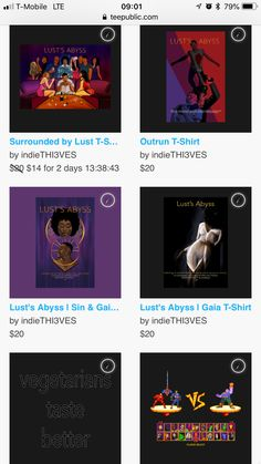 new customs designs & curated merch / apparel in our store now, up to 30% off  teepublic.com/stores/indiethi3ves?ref_id=4490  #LustsAbyss #BewareTheBeautiful #BlackARTmatters #BLACKlivesMatter #ThesisFilm #ARTschool #TeePublic #SupportBlackART #BlackART #PopCulture #GraphicTees #TshirtCompany #SmallBusiness #Cinematographer #Illustration #BlackOwned #BuyBLACK #BLACKbusiness #indieTHI3VES