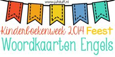 Juf-Stuff: KBW 2014: Have a celebration & woordkaarten Engels