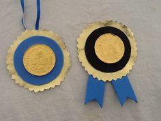 Medalla para niños