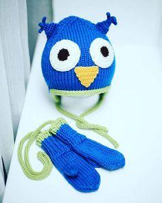 #nanielhandmade #owl #knitting #knit #babyhat #rokdarbi #rokudarbs #mazuļiem #merino