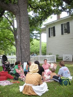 Great list of spring break staycation ideas including a visit to Dallas Heritage Village, one of our favorite spots!