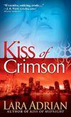 Kiss of Crimson -- Book 2 (Dante)