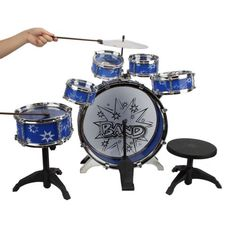 Children's Toys Drum Set - Find Me The Cheapest Price: $79.99
