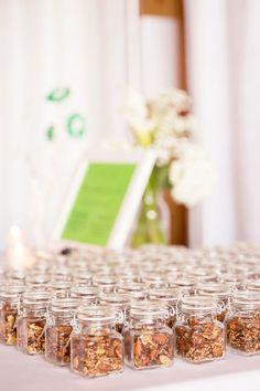 Rustic Wedding Favor