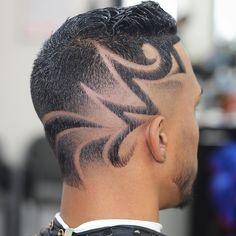 Haircut by beboprbarber http://ift.tt/1PR8Qu2
