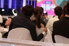 Kim So Eun and Song Jae Rim! so cute :)