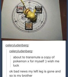 Pokemon / Fullmetal Alchemist    anime funny <<<< you really think this is funny