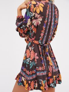 Violet Hill Printed Tunic |