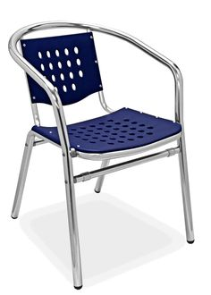 Outdoor Restaurant Chairs florida seating commercial aluminum outdoor restaurant chair - bar