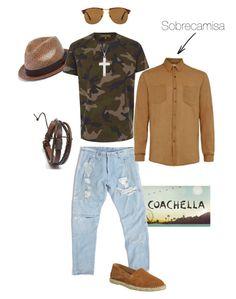 """Cocachella Style"" by mrwhospain on Polyvore featuring LONGJOURNEY, Office, Paul Smith, Persol, Topman, Valentino, Allurez, men's fashion y menswear"