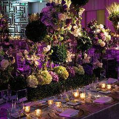 Boxwood tablescapes @stregisbalharbour with @sarareneeevents : @alainmartinezphoto #alwaysflowersevents #garden #topiary #tablescape #organic #lush #florals #wedding #decor