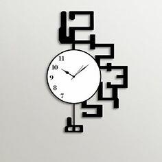 25% off or more, Colourful Wall Clocks   junglee.com #WallClocks #HomeDecor #Junglee #Clocks