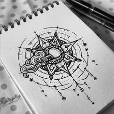 Mas diseños para ustedes Wpp:+56993426485 Fb: polilla tattoo & illustration…