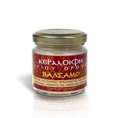 This natural remedy is prepared with beeswax and pure virgin olive oil from the monks at the Holy Cell of St. Nicholas Halkia on Mount Athos. It is uniquely effective in cases of eczema, burns, local dermatitis, wound healing and psoriasis. It can be used Wound Healing, The Monks, Secret Recipe, Olive Oil, Natural Remedies, Pure Products, Natural Home Remedies, Natural Medicine