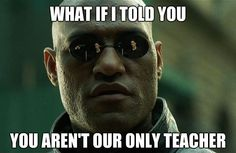 Whenever teachers give too much homework.