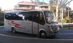 Minibus 30 seats Rome