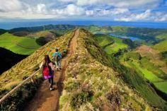 Wanderlust auf vier Inseln, Azores, Portugal  #Azoren satt: TUI Wolters hat sein Azorenangebot um die Hälfte ausgebaut, erstmals auch mit Reisen auf alle neun Inseln.