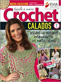 Crochet CALADOS N° 01 - 2015