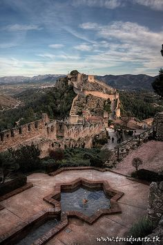 Castell de Xàtiva - Valencia, Spain