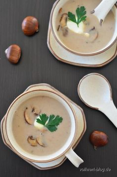 Soup Recipes, Vegetarian Recipes, Healthy Recipes, Good Food, Yummy Food, Soup Kitchen, Homemade Soup, Recipes From Heaven, Sans Gluten