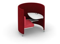 AGATI is red hot this summer with our new POD study station. Learn how it can improve your space, today! http://www.agati.com/pod-workstation/