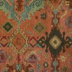 Southwest Upholstery Fabric Desert Lodge Sedona Sunset