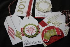 Gift Tags for Christmas