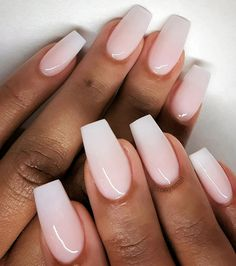 Are you looking for beautiful nails design? Do you like long or short nails? - Are you looking for beautiful nails design? Do you like long or short nails? Matte or shiny? Here you can find very good inspirations. Simple Acrylic Nails, Best Acrylic Nails, Acrylic Nail Designs, Simple Nails, Fake Nail Designs, Simple Wedding Nails, Aycrlic Nails, Coffin Nails, Glitter Nails
