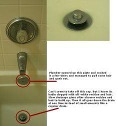 Ordinaire Bathtub Clogged Check More At Http://casahoma.com/bathtub Clogged