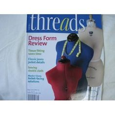 Threads Magazine March 2006 Number 123 (Single Issue Magazine)  http://offerblackfriday.com/file.php?p=B003YT9LZO  B003YT9LZO
