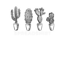 Idea Of Making Plant Pots At Home // Flower Pots From Cement Marbles // Home Decoration Ideas – Top Soop Cactus Drawing, Cactus Art, Cactus Flower, Flower Pots, Flowers, Pencil Drawings, Art Drawings, Plant Tattoo, Small Skull