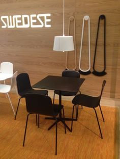 Caravelle chair by Claesson Koivisto Rune and Baffi by GamFratesi.