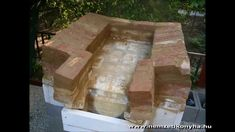 Olcsó kemence építése házilag-Low cost homemade furnace construction-便宜爐...