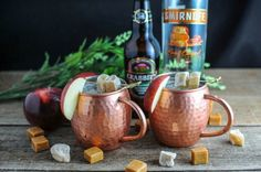 Caramel Apple Moscow Mule | Community Post: 24 Insanely Unique Moscow Mules To…
