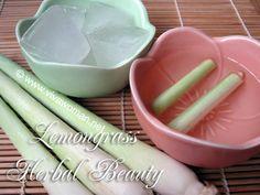 lemongrass infusions for hair & skin