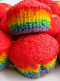 How about trying Something Deliciously Colourful and use Chromacake Colouring Powders to Colour some Batter  !!! Make Rainbow Cakes, Cupcakes, Slices & More  Buy some Colouring Powder Today @ www.chromacake.com.au/food-colouring-powder ..