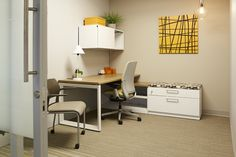 Worklab by Custer is a shared office space located in downtown Grand Rapids, MI.