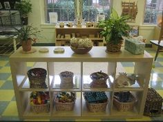 "Reggio Inspired Environments from ""Miss"" Eve & ""Miss"" Susan's Classroom 2011-2012"
