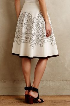 Bellflower Skirt - anthropologie.com #anthrofave