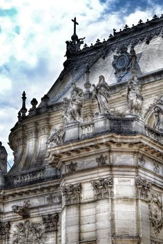 Paris Photography Versailles Architecture by CharmantPhotography