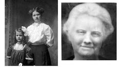 Genealogy Addict: Facial Comparisons: Using Photoshop to determine if two photographs are the same ancestor