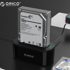 Cheap drive docking, Buy Quality hard drive docking directly from China hdd docking Suppliers: ORICO USAP HDD Docking Station Super Speed USB to SATA Hard Drive Docking Station for Hard Drive O Rico, Gadget Store, Super Speed, Usb, Computer Repair, Led Technology, Docking Station, Computer Accessories, Free Shipping