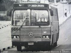 Transporte Coletivo Glória 6664 por Pesquisa Marcos V. Oliveira