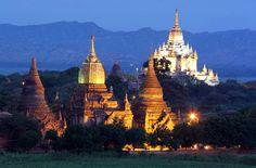 Plain of Temples - Myanmar