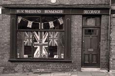 Jubilee Window in Compstall