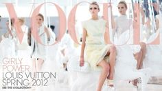 A/W 14/15 TRENDS-  A refined girly take on layers of white but still incorporating cream into a full white background.